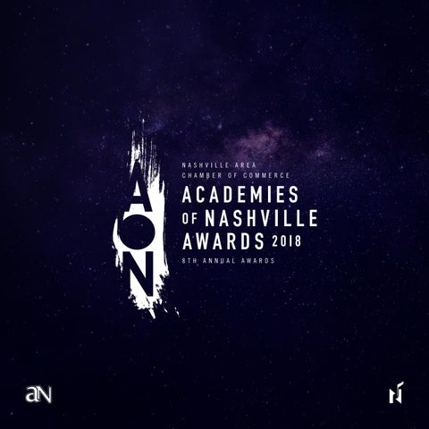 Academies of Nashville Awards 2018