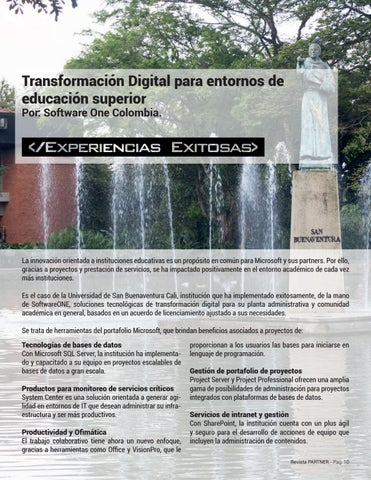 Page 10 of Transformación Digital para entornos de educación superior