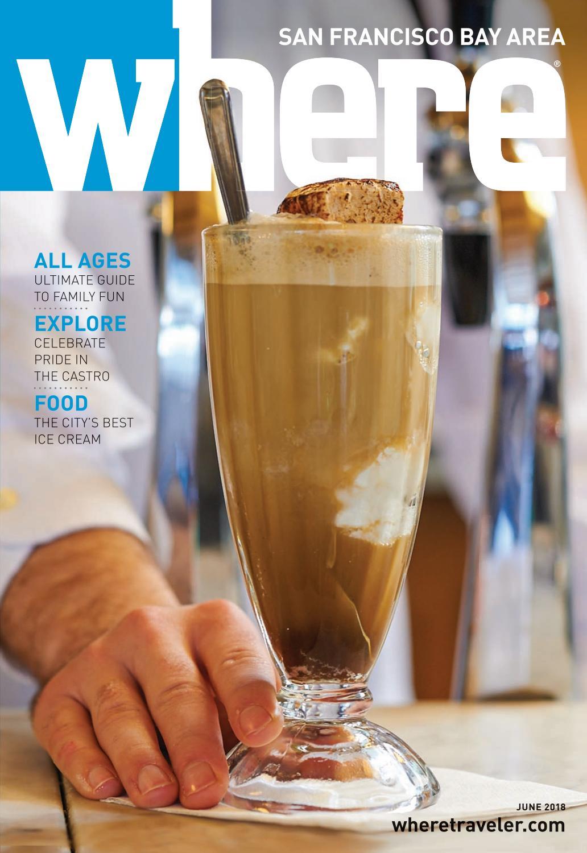Where Magazine San Francisco June 2018 by Morris Media Network - issuu 830a34bfabe1