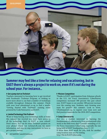 Page 6 of TechStart & Cybersecurity