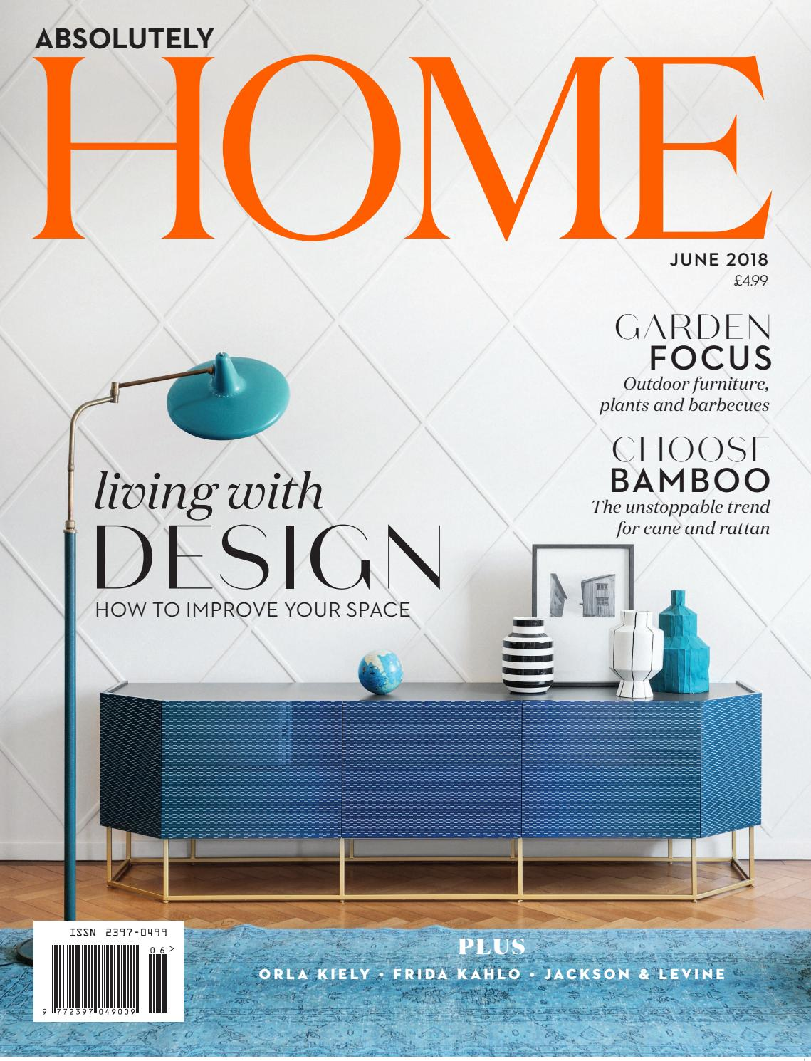 51adc9603628 Absolutely Home June 2018 by Zest Media London - issuu
