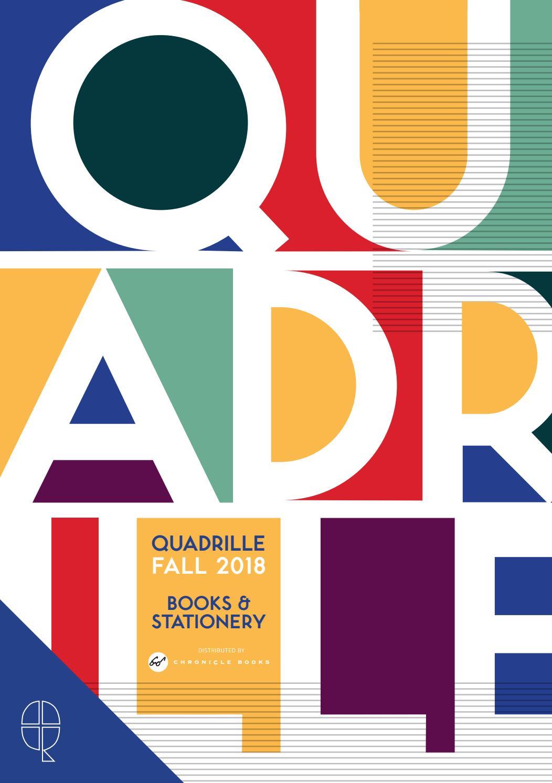 Quadrille Fall 2018 US Catalog By Publishing