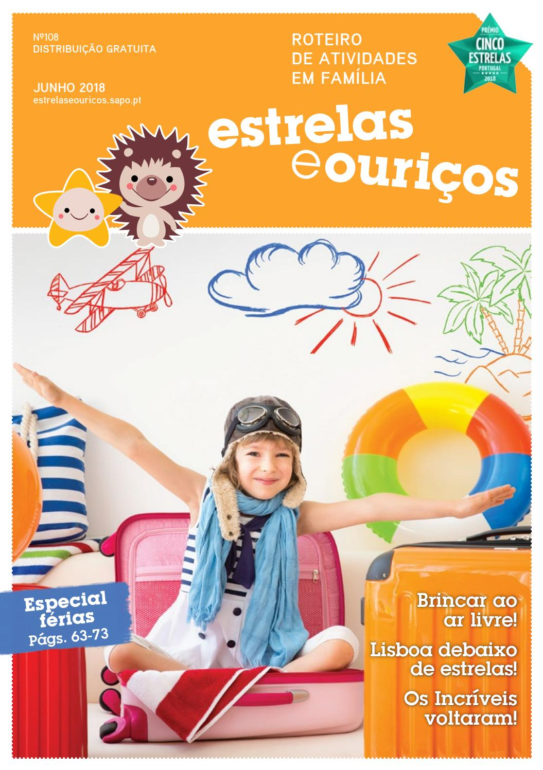 Junho 18 by Estrelas e Ouriços - issuu 9e22470dcd