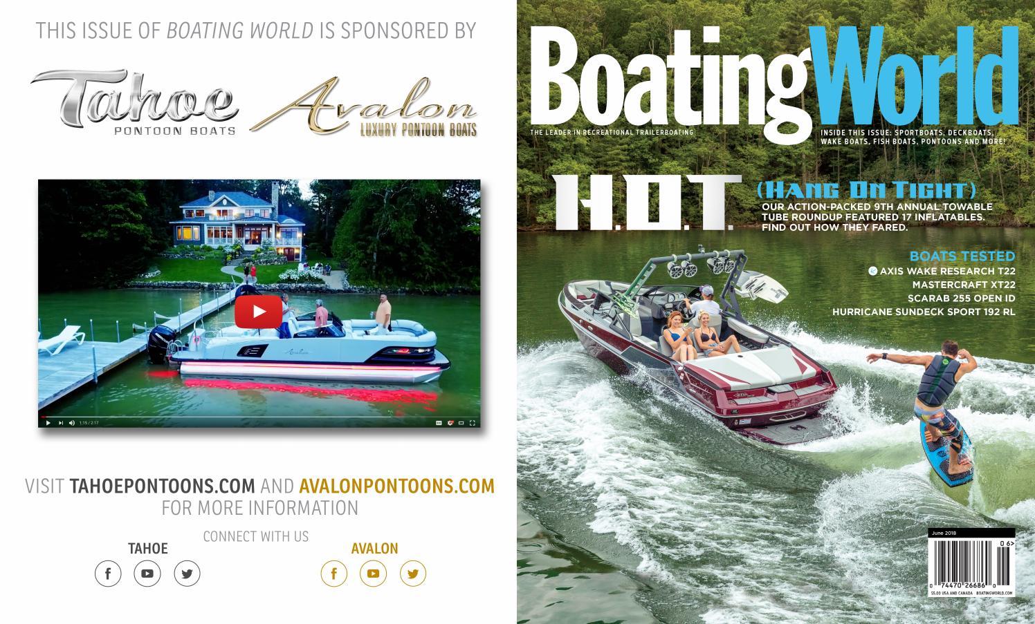 June 2018 – Boating World Magazine by Duncan McIntosh Company - issuu