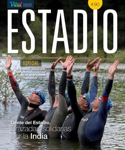 Revista Estadio 90 By Fundacion Estadio Fundazioa Issuu