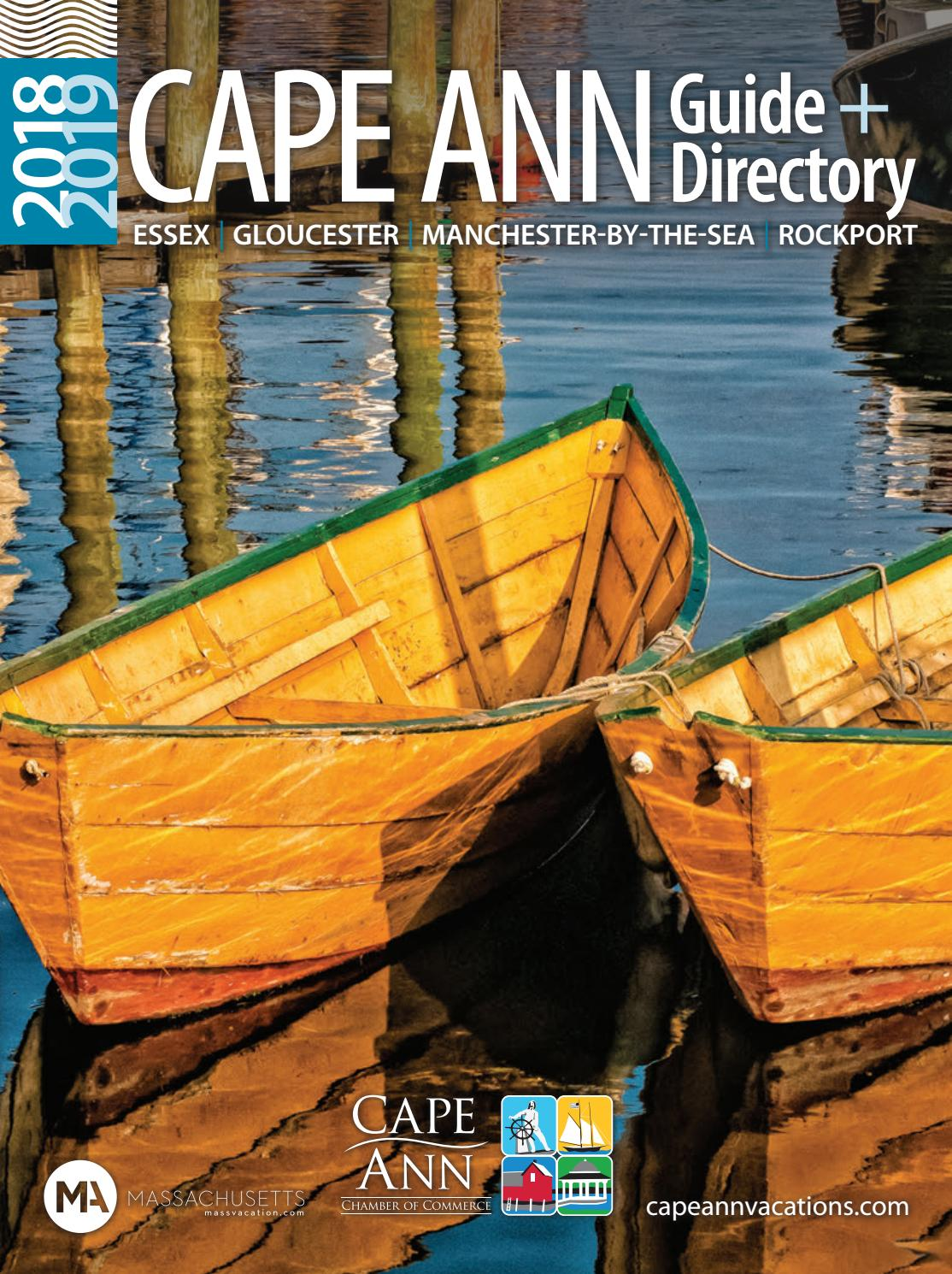 Cape Ann Guide Directory 2018 2019 By