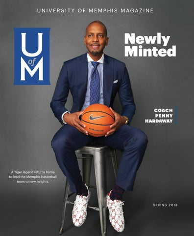 5d6136fc6e1 UofM Magazine Spring 2018 by University of Memphis - issuu