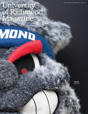 fd3a3e78eccd University of Richmond Magazine Spring Summer 2018 by UR Scholarship ...