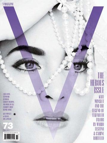 V73 THE HEROES ISSUE by V Magazine - issuu