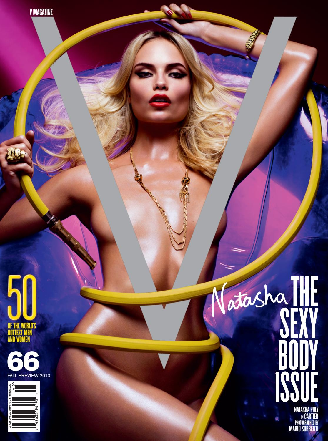 Ana Lago Hot v66 the sexy body issuev magazine - issuu