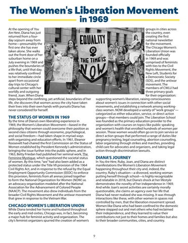 Page 9 of The Women's Liberation Movement in 1969