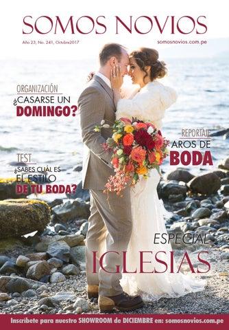 6fbea05fec Revista SOMOS NOVIOS 2017 by Somos Novios - issuu