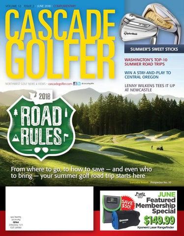 5dbc7628 Cascade Golfer June 2018 by Varsity Communications - issuu