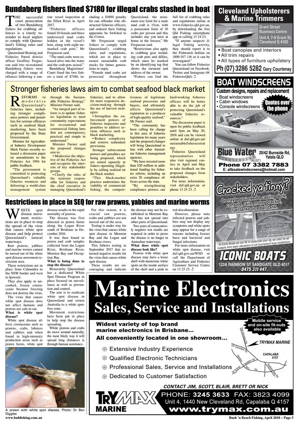 BNB Fishing mag | Apr 2018 by bnbfishing - issuu