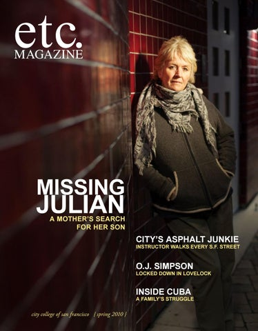 Spring 2010 — Etc. Magazine — City College of San Francisco by Etc ... fb0b02fa458