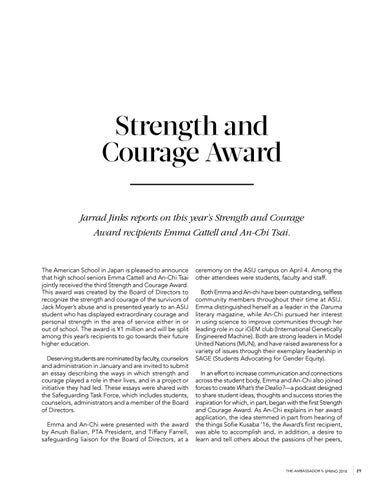 Page 51 of Strength and Courage Award