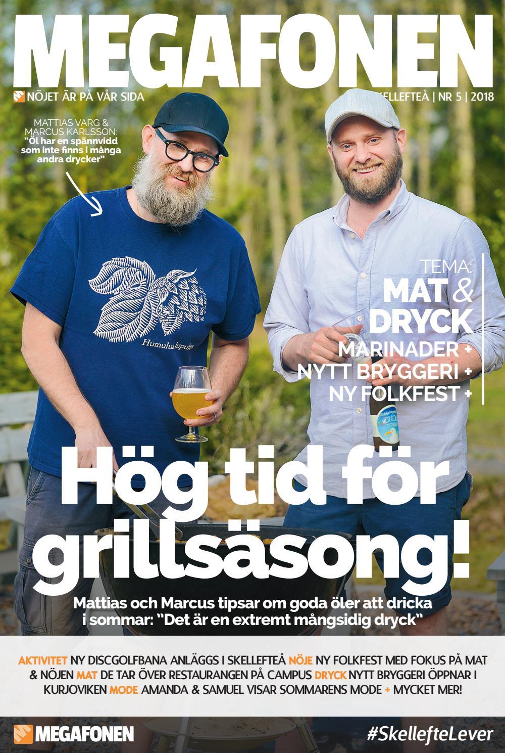 Megafonentidningen nr 5 2018 by Megafonen Skellefteå - issuu 3994f4e521d23