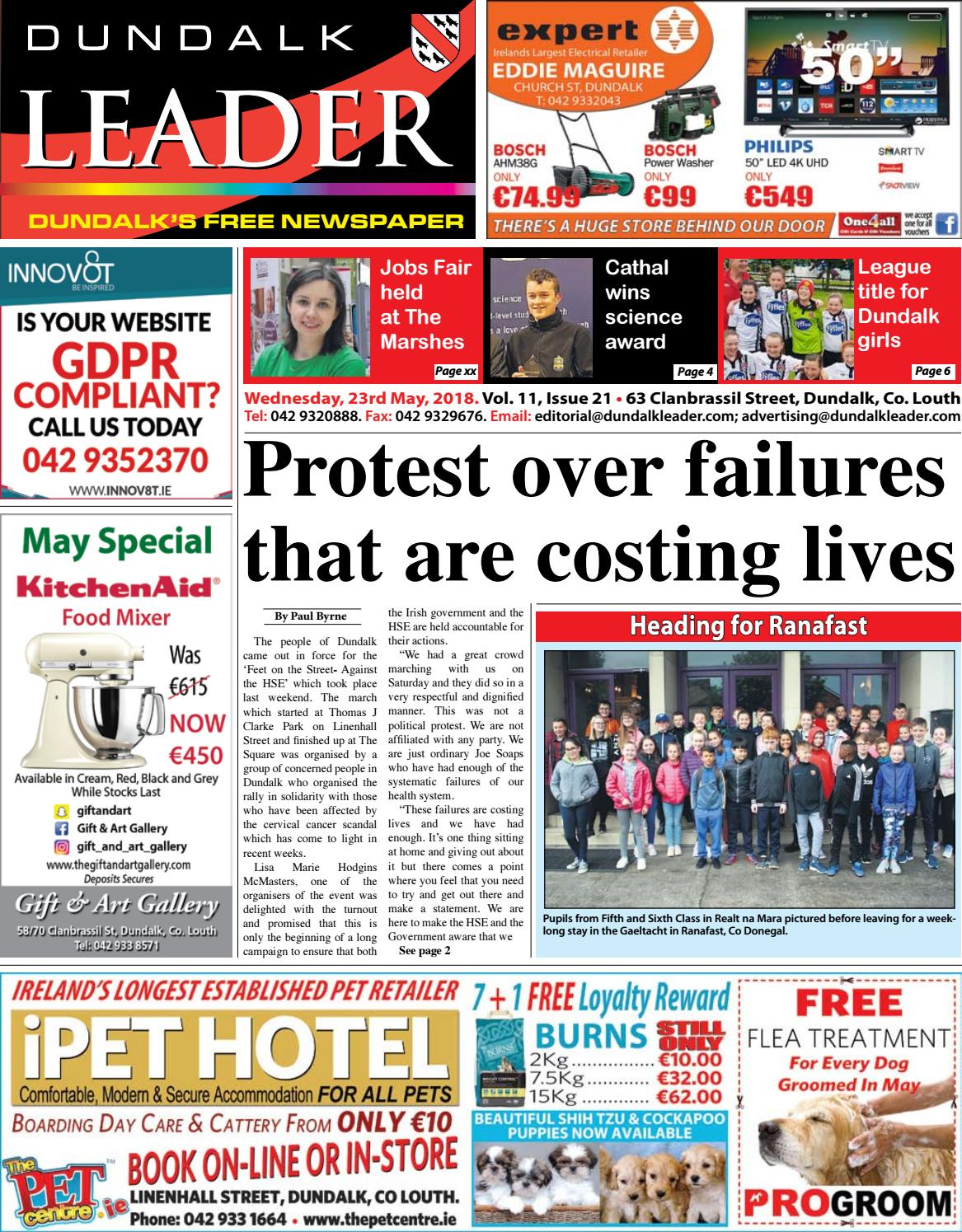 Who Pays Rates - Louth County Council