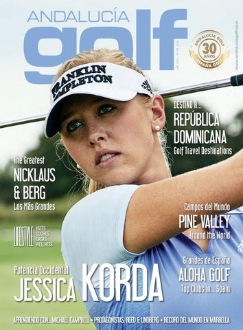 huge selection of 1e382 196c6 Revista Andalucía Golf   España Golf  245 by andalucia golf - issuu