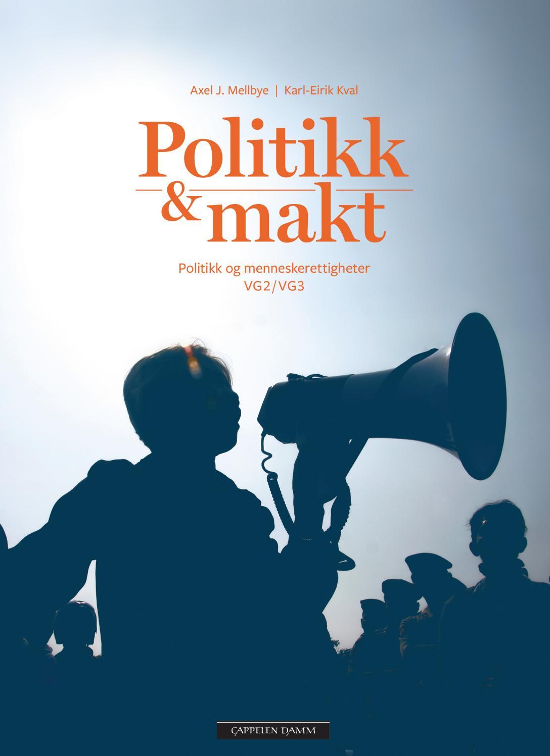 sports shoes ee051 b351a Politikk og makt 2018 blaiboka by Cappelen Damm - issuu
