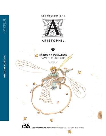 5589a6c3ff7cc Les collections Aristophil « Héros de l aviation » by Artcurial - issuu