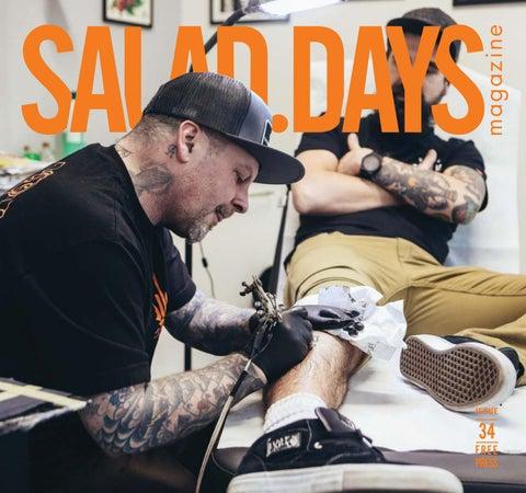 Salad Days Magazine #34 by SALAD DAYS MAG issuu