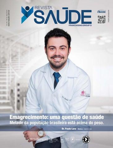 0603381f2 Revista Saúde Ponta Grossa - Edição 24 - 05/2018 by Revista Saúde ...