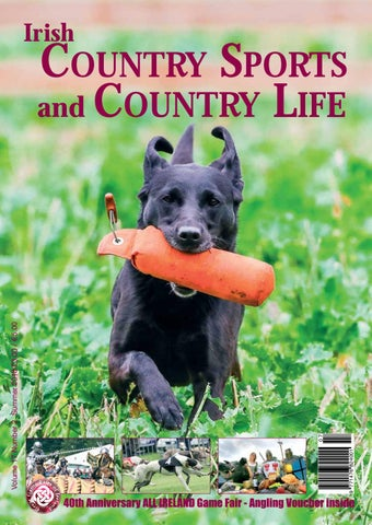 4d68f2080e6 Irish Country Sports and Country Life - Summer 2018 by Bluegator ...