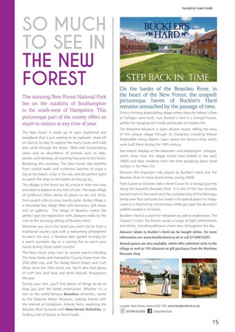 Page 15 of #VisitNewForest