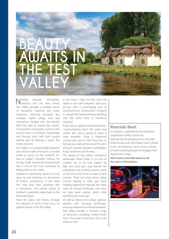 Page 20 of #VisitTestValley