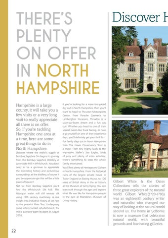 Page 22 of #VisitNorthHampshire