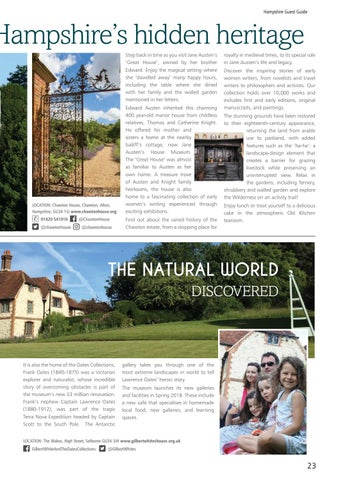 Page 23 of #VisitNorthHampshire