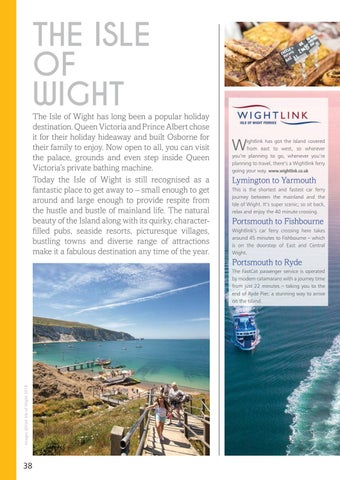 Page 38 of #VisitIsleofWight