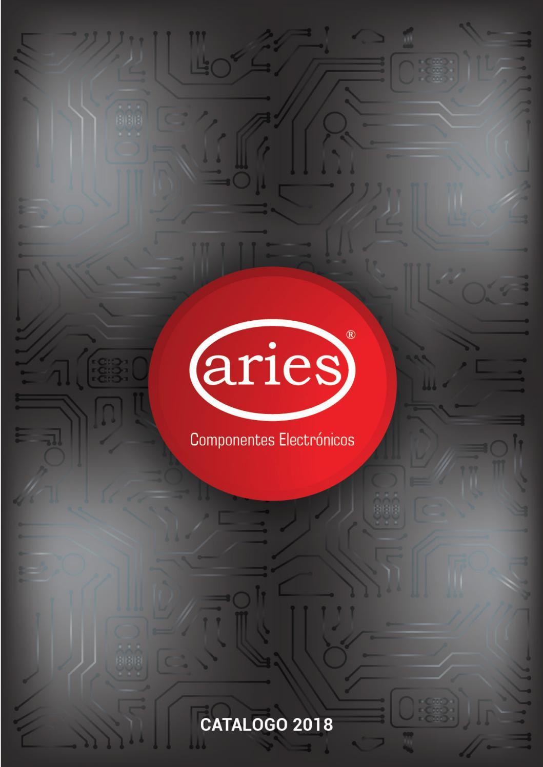 Aries Catalogo 2018 by Industrias Sur - issuu