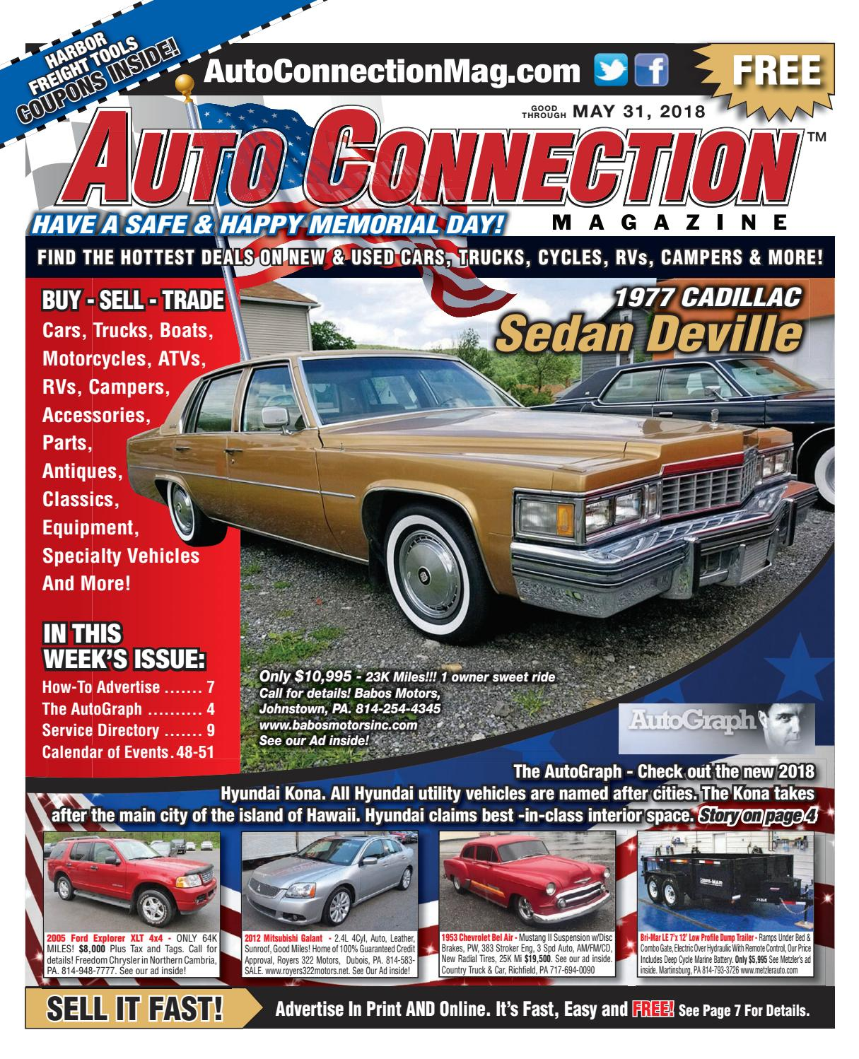 05 31 18 auto connection magazine by auto connection magazine issuu