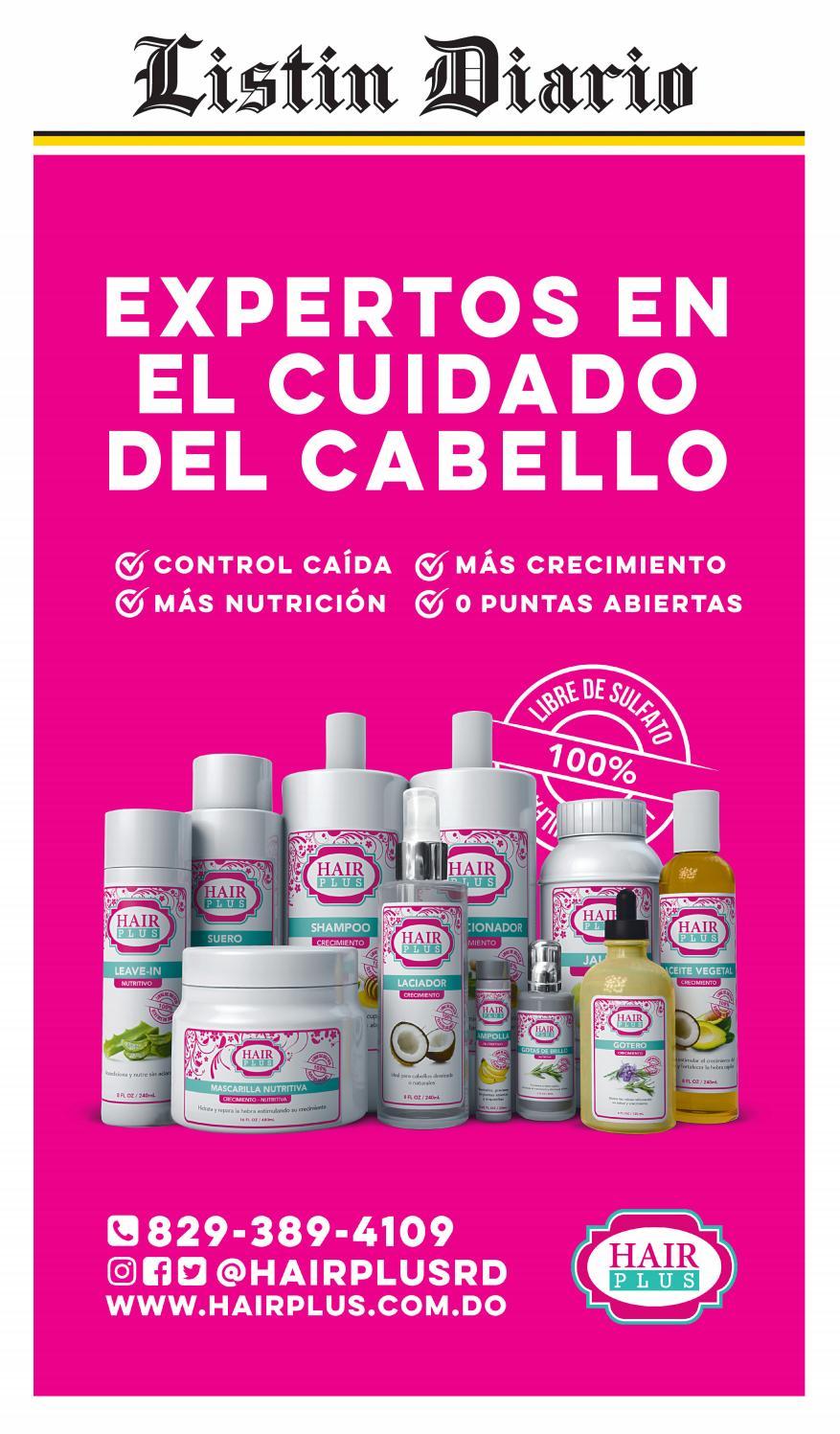 hot sale online ce764 3dff2 23-05-2018 by Listín Diario - Issuu
