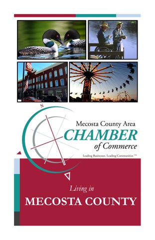 Mecosta County Relocation Guide By Mecostacounty Issuu