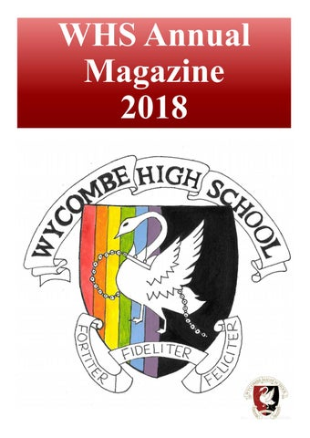 2bd188eaedd 2018 wycombe high school   guild annual magazine by Wycombe High ...