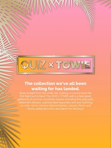 Page 4 of QUIZXTOWIE Campaign