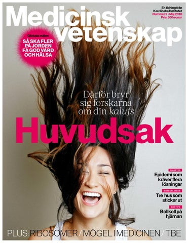 Medicinsk Vetenskap nr 2 2018 by Karolinska Institutet - issuu 5fb79edd6243b