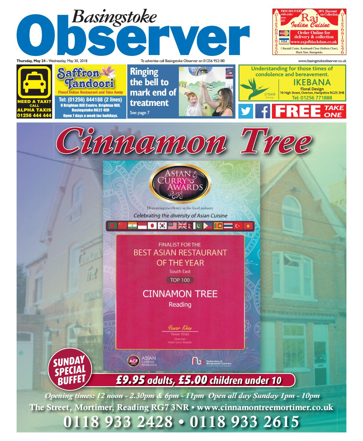 24 may 2018 basingstoke observer by Taylor Newspapers - issuu