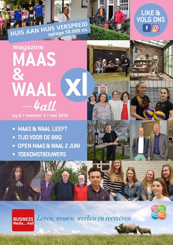 a1287baeac6 IN2 Maas & Waal, editie nr. 5, dec 2018 / jan 2019 by Business Media ...
