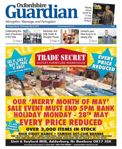 a615a8a82b7 24 may 2018 oxfordshire guardian abingdon by Taylor Newspapers - issuu