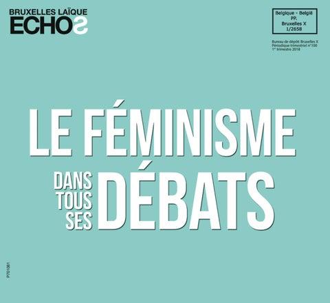 76bc780197304 Ble100   Le féminisme dans tous ses débats by Bruxelles Laïque asbl ...