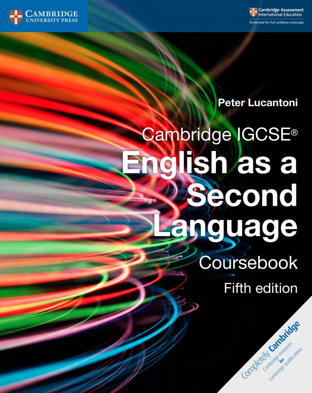Cambridge Igcse (R) First Language English Coursebook ...