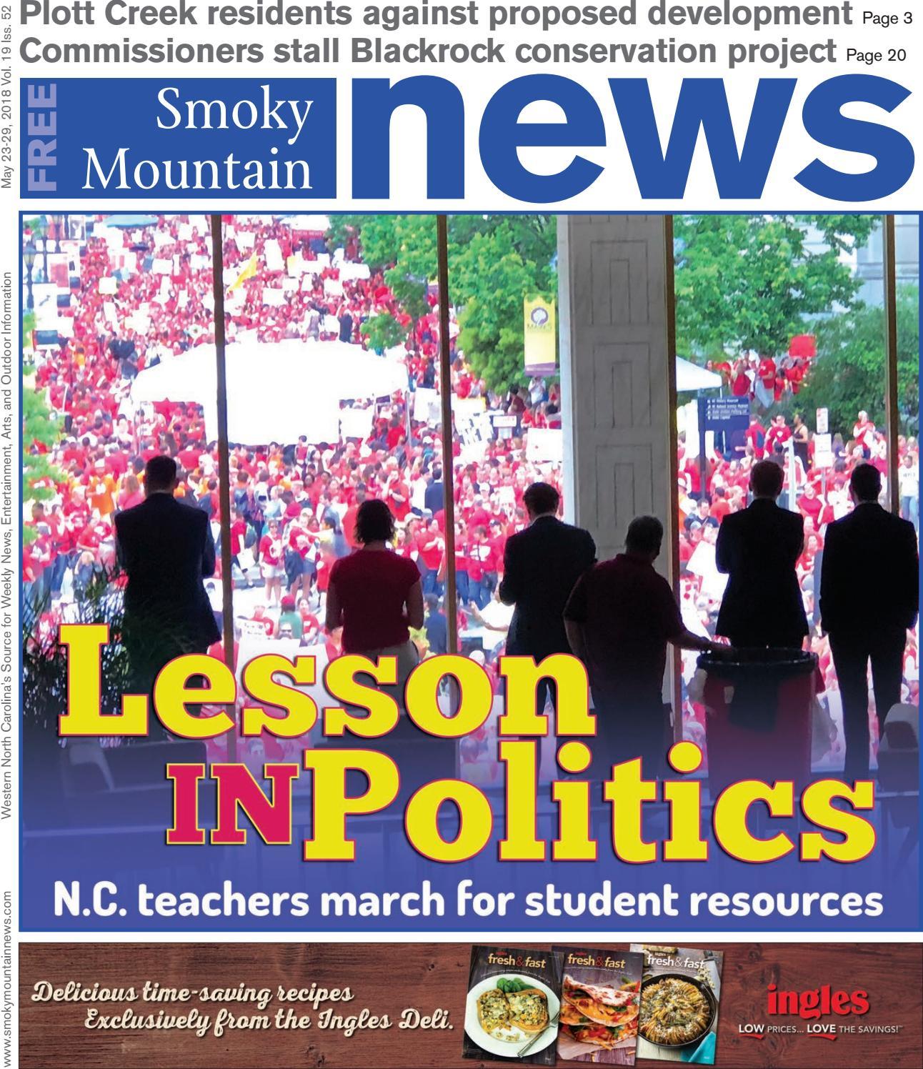 SMN 05 23 18 by Smoky Mountain News issuu