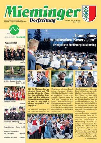 Singles Mieming, Kontaktanzeigen aus Mieming bei Tirol bei