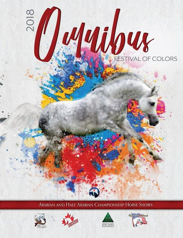 Omnibus- updated May 23 by Arabian Horse Association - issuu