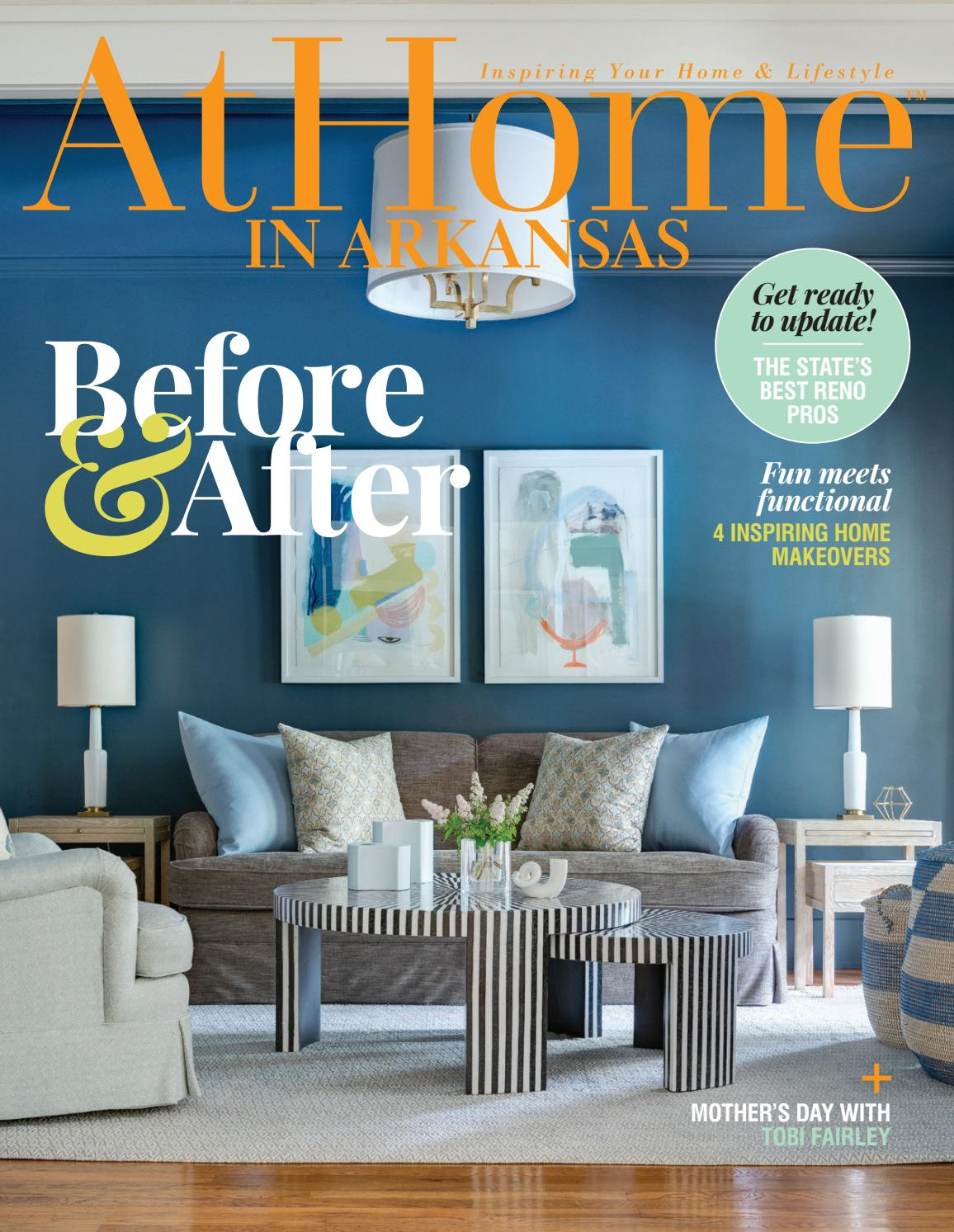 At home in arkansas may 2018 by root publishing inc issuu - Interior specialists inc reno nv ...
