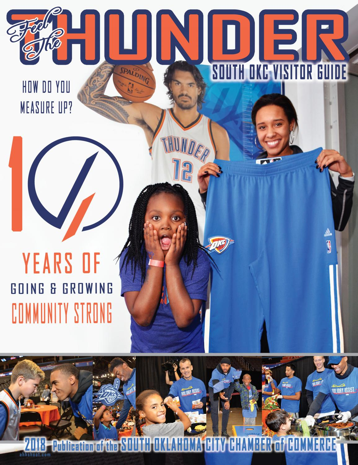 82483828d South Oklahoma City 2018 Visitors Guide by Town Square Publications ...